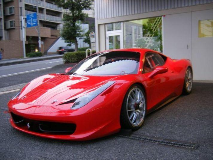フェラーリ・458イタリアの画像 p1_18
